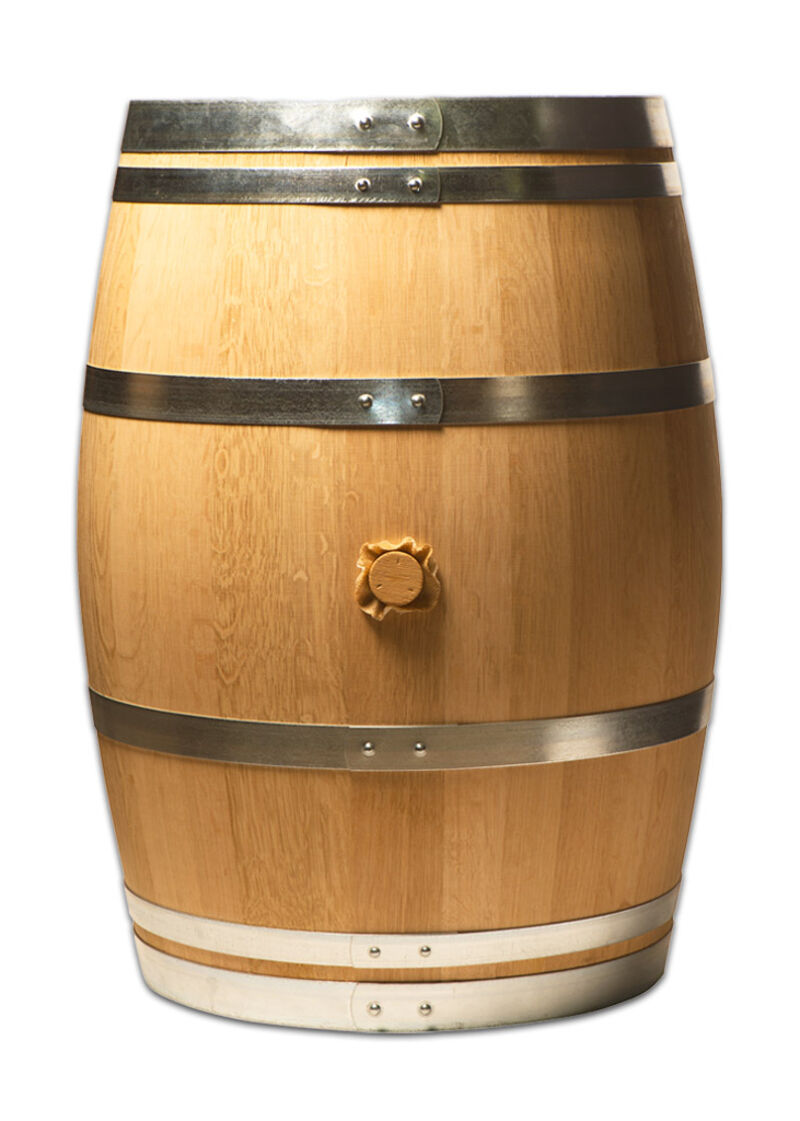 225 l Barrique / Weinfass aus französischer Eiche der Tonnellerie de Cognac bei shop.oakbarrels.shop
