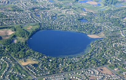Weaver Lake, Hennepin County , MN