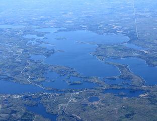 Whitefish Lake, Crow Wing County , MN