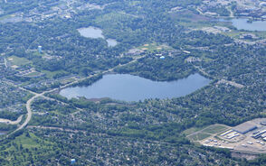 Beaver Lake,Ramsey County, MN