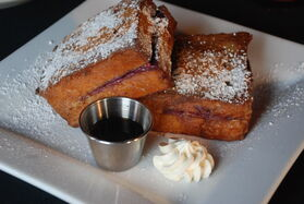 french toast, eastburn, portland, best brunch, amazing food, eggs, bloody mary