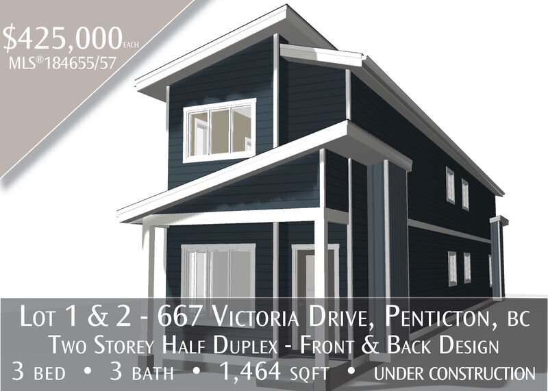 Gallery Pic   Lot 1&2 667 Victoria Dr