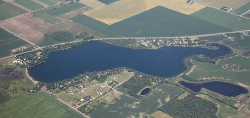 Camelian Lake,Stearns County, MN