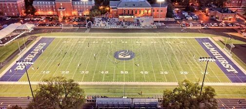 Elmhurst College Soccer Langhorst Field