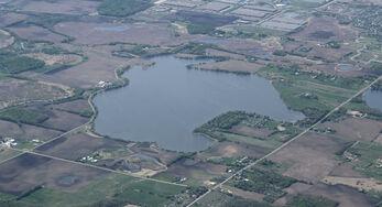 Diamond Lake,Hennepin County, MN