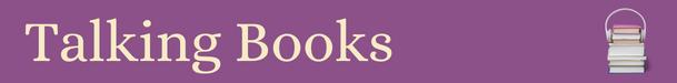 Talking Books  609x75