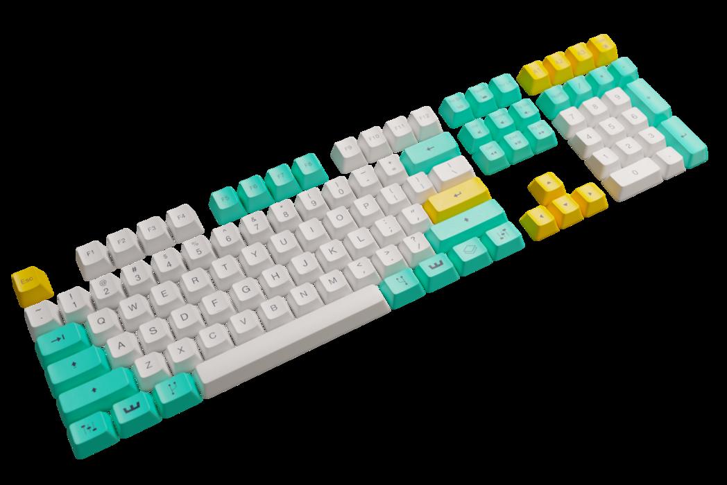 Keycaps edit