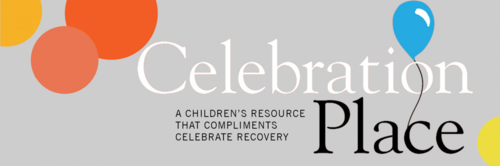 A children's resource that compliments celebrate recovery