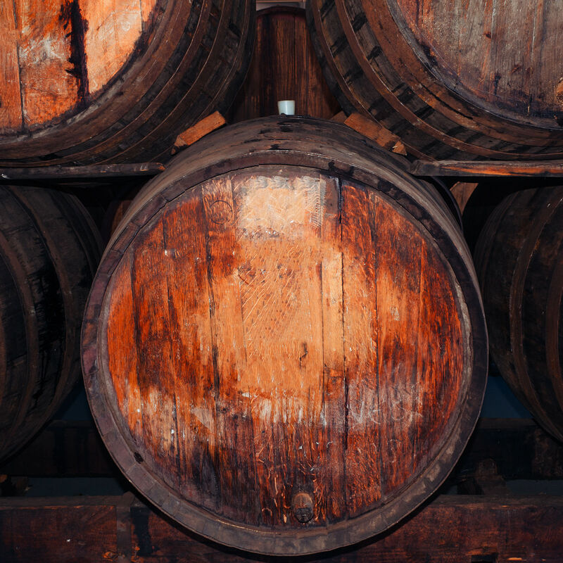 Madeira Barrels in refill-ready condition