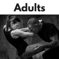 Adult classes teach self-defense and fighting skills