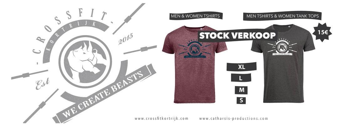 crossfit promo tshirts