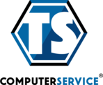 TS Computerservice logo